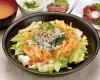 しらすと地野菜の小田原かき揚げ丼
